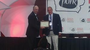 Dr. Bryan Myers 2016 Master Pork Partner