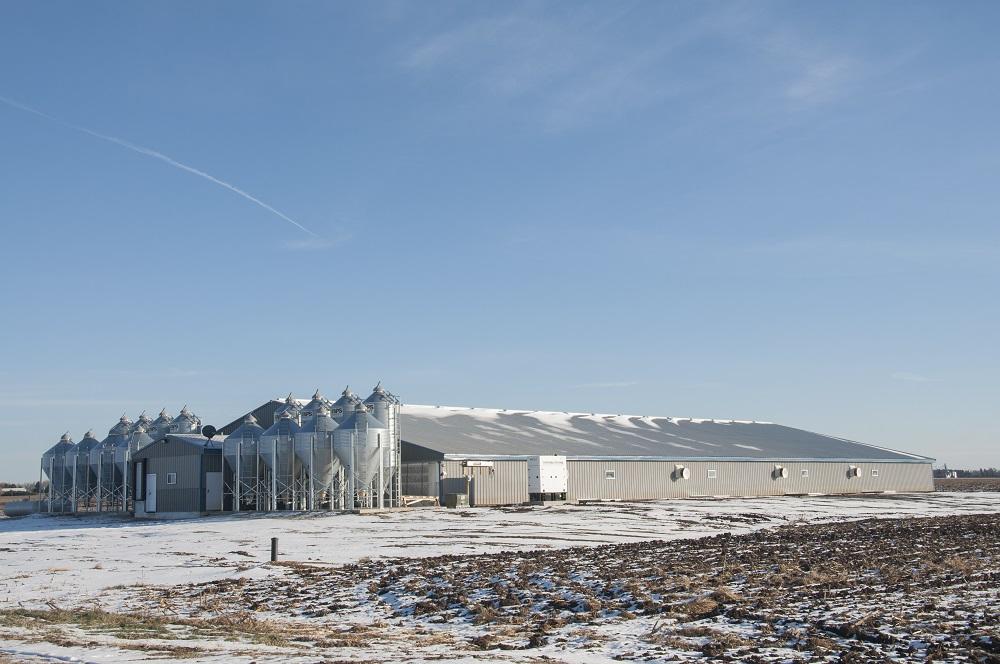 research barn